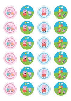 12 new photos Peppa Pig Gratis, Peppa Pig Baby, Peppa Big, Cumple Peppa Pig, Peppa Pig Birthday Cake, Invitacion Peppa Pig, Peppa Pig Stickers, Peppa Pig Imagenes, Pig Baby Shower