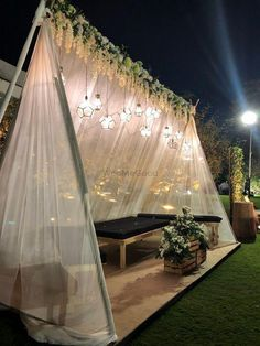 Photo By Just Rajanish Fusion Flowers - Decor Desi Wedding Decor, Luxury Wedding Decor, Diy Wedding Backdrop, Backdrop Decorations, Outdoor Wedding Decorations, Backdrops, Wedding Mandap, Wedding Receptions, Wedding Ideas