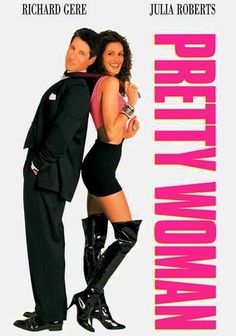 Pretty Woman movie with Julia Roberts and Richard Gere Film Movie, See Movie, Movie List, Movie Titles, Movie Quotes, Funny Quotes, 1990 Movies, Old Movies, Chick Flicks