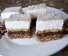 Reteta prajitura parlament cu nuca si biscuiti - una dintre cele mai bune prajituri de casa. Poti folosi nutela sau fineti pentru a... Vanilla Cake, Nutella, Biscuit, Delicious Desserts, Picnic, Muffin, Sweets, Homemade, Healthy