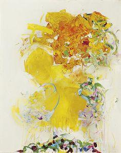 Joan Mitchell       Sans titre  Art Contemporain
