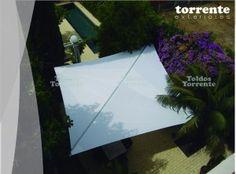 Vela enrollable Dacron by Toldos Torrente