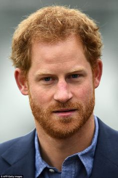 Prince Harry is said to be 'besotted' with Suits actress Meghan Markle, after meeting in Toronto earlier this year as he promoted the Invictus Games, and William and Kate approve. Prince Harry Of Wales, Prince Harry Photos, Prince Harry And Megan, Prince Henry, Harry And Meghan, Prince William, Albert Windsor, Harry Windsor, Prinz Harry Meghan Markle