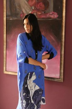 Safia Abbas voguish summer lawn prints 2013