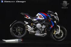 Mv Agusta Dragster Martini Racing by SAMUXX
