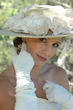 I want to have a Hat at my wedding... SAID NO ONE GETTING MARRIED EVER