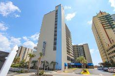 Street view.  Blue Water Resort   Condos for Sale in Myrtle Beach,SC  #bluewaterresort