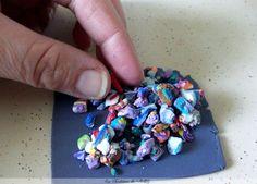 Pinklily - tutorial Rubik's cube