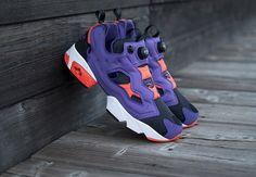 Reebok Insta Pump Fury OG - Violet - Black - Hot Red - SneakerNews.com