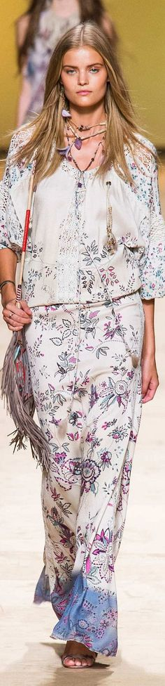 Etro Collection Spring 2015