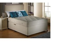 "2ft 6"" Opal Small Single Divan Bed"