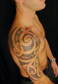 polynesian maori tattoos 2014