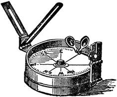 Azimuth Compass   ClipArt ETC