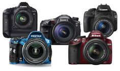 Best DSLR cameras 2016: The best interchangeable lens cameras available to buy today