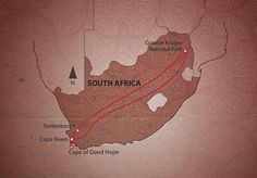 Explore South Africa Luxury Travel Tours & Trips | Peregrine Reserve