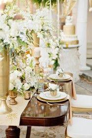 table setup -  Andie Freeman Photography