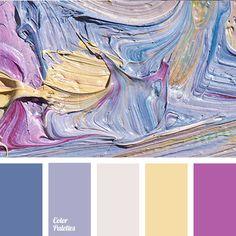 Color Palette No. 1305