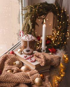 Cosy Christmas, Christmas Feeling, Christmas Holidays, Cute Christmas Ideas, Winter Wonderland Christmas, Christmas Coffee, Magical Christmas, Christmas Cookies, Happy Holidays