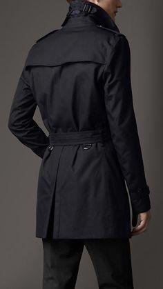 Image result for cotton gabardine trench coat