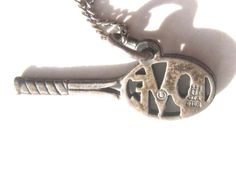 Signed 1960s Love Necklace James Avery Hippie by BetterWythAge