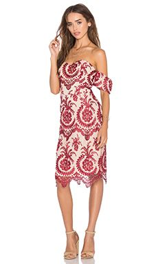 Shop for NBD x REVOLVE Beaux Dress in Red at REVOLVE. Free 2-3 day shipping and returns, 30 day price match guarantee.