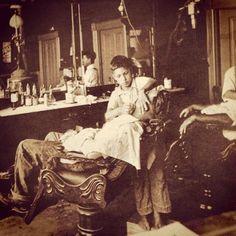 Barber Shop Everett : ... about Barbershop on Pinterest Barber shop, Barber chair and Barbers