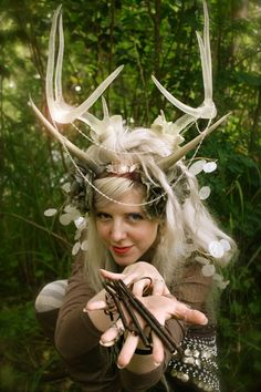 *+*Mystickal Faerie Folke*+*...Keys to the Forest...By Artist Unknown...