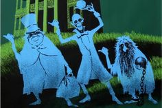 10 Things You Didn't Know About Disney's Haunted Mansion Ride -- I haven't seen Mr Toad yet. Haunted Mansion Disney, Haunted Mansion Tattoo, Disney World Trip, Disney Vacations, Disney Trips, Disney Parks, Disney Travel, Walt Disney, Disney Love