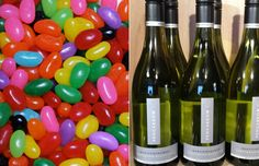 What Wines Go with Easter Candies? Jelly beans and Sauv blanc.