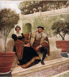 Lorenzo And Jessica (Merchant Of Venice)