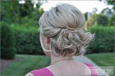 Found on Weddingbee.com Share your inspiration today! 'Mom's hair'