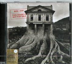 BON JOVI - THIS HOUSE IS NOT FOR SALE  -  CD NUOVO  SIGILLATOClicca qui per acquistarlo sul nostro store http://ebay.eu/2fiWK0r