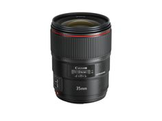 THE NEW CANON EF 35MM F/1.4L II USM