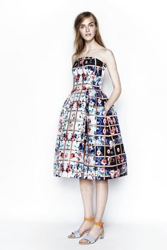 Mary Katrantzou Resort 2014 - Shakespeare de Batom