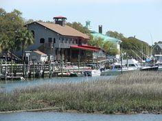 Drunken Jack's. Murrell's Inlet, SC. Best seafood at Myrtle Beach!