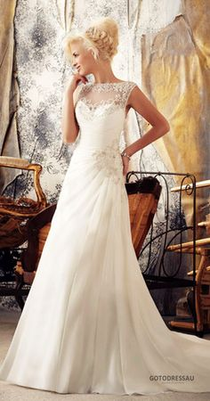 wedding dresses, love this style