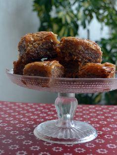 Μπακλαβάς με καρύδια και ελαιόλαδο | Sweetly | Bloglovin'