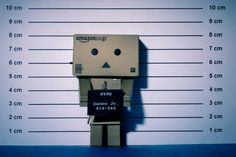 50 Adorable Photographs of Danbo Cardboard Robot - Hongkiat