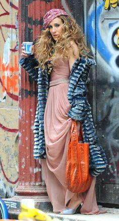 Jenna Beirn Bag in #sexandthecity !