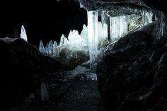 Ice Caves In Washington