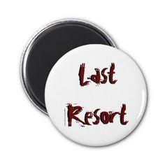 Last resort magnets