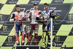 🇪🇸 Marc, 🇪🇸 Jorge and 🇮🇹 Vale