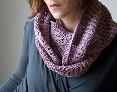 Canaletto Cowl... gorgeous and a free pattern!
