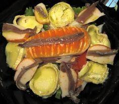 Cocinar es fácil con Chef Francina: Langosta de surimi navideña