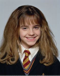 Emma Watson - Harry Potter and the Philosopher's Stone promoshoot