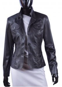 Marynarka skórzana damska DORJAN WIK450 Jackets For Women, Leather Jackets, Fashion, Fotografia, Cardigan Sweaters For Women, Moda, Fashion Styles, Leather Jacket, Fasion