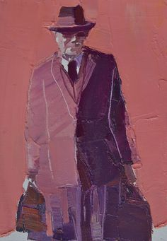 The Traveller, clara adolphs Louise Nevelson, Paintings I Love, Portrait Paintings, Knife Art, A Level Art, Heart Art, Figure Painting, Figurative Art, Contemporary Artists