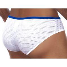 #Intymen Irreverent #Bikini Brief White