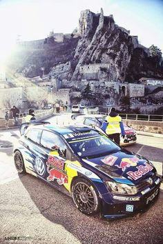 Polo R WRC Rallye Monte Carlo 2015