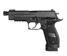 Sicario: Day of the Soldado - Internet Movie Firearms Database - Guns in Movies, TV and Video Games Sig Sauer P226, Self Defense Weapons, Threaded Barrel, Cool Guns, Awesome Guns, Home Defense, Guns And Ammo, Image Hd, Tactical Gear